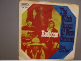 """REDBONE - THE WITCH QUEEN OF NEW ORLEANS(1970/EPIC/RFG)- disc VINIL Single """"7/NM"""