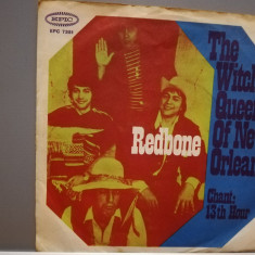 """REDBONE - THE WITCH QUEEN OF NEW ORLEANS(1970/EPIC/RFG)- disc VINIL Single """"7/NM, Epic rec"""