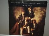 "OMD - SECRET (1986/VIRGIN/RFG) - disc VINIL Single ""7/VG+, virgin records"