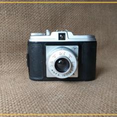 Aparat foto Agfa Isola I, aparat foto german din anii 50 - model deosebit