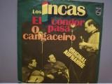 """LOS INCAS - EL CONDOR PASA (1972/PHILIPS/RFG)- disc VINIL Single """"7/"""