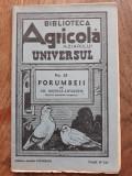 GH.BOSTINA-LIPANESTI- PORUMBEII, 1935