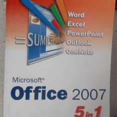 Microsoft Office 2007 - 5 In 1 GREG PERRY