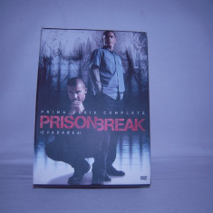 Vand set complet Prison Break-12 dvd.original,cu holograma