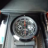 Ceas Nautec Deep Sea Masterpiece Titanium Valjoux 7750 Automatic Cronograf Safir, Mecanic-Automatic