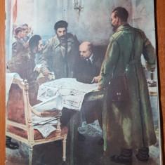 Revista femeia octombrie 1951 - ziua de nastere a lui  gheorghe gheorghiu dej