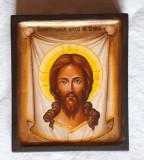 Icoana pictată pe lemn- ISUS