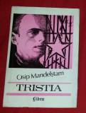 Tristia  : [versuri] / Osip Mandelstam