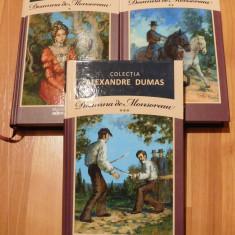 Doamna de Monsoreau de Alexandre Dumas (3 volume)