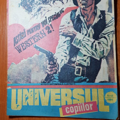 Revista universul copiilor nr.1-2/1991 - numar dublu