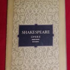 Cymbeline  Poveste de iarna  Furtuna  Henric al VIII-lea / Shakespeare OPERE 11
