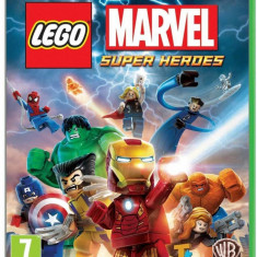 Joc consola Warner Bros Lego Marvel Super Heroes Xbox one