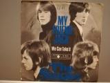 "THE SMOKE - MY FRIEND JACK/WE...(1967/METRONOME/RFG)- disc VINIL Single ""7/VG+"