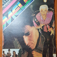 Revista melos anul 1,nr. 2 - mai 1990 - revista pentru adolescenti