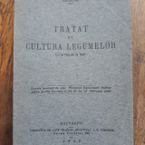 Tratat De Cultura Legumelor - Nicolae Iacobi, 1929