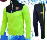 Trening Fc Barcelona copii 8-14 ani-pantalon conic, L, M, S, XL, XXL, Din imagine