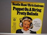 "SANDIE SHOW/CHRIS ANDREWS-PUPPET ON A... (1964/PYE/RFG)- disc VINIL Single ""7/NM, rca records"
