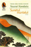 Sunetul muntelui - Yasunari Kawabata