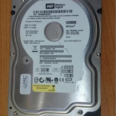 HDD Desktop Western Digitel 80GB Ide #56680, 40-99 GB, Western Digital