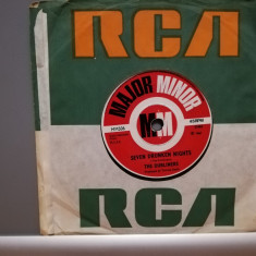"""THE DUBLINERS - PADDY ON THE RAILWAY (1967/MAJOR/RFG)- disc VINIL Single """"7/NM"""