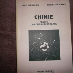 Chimie pentru concursuri scolare de Petru Budrugeac si Mircea Niculescu