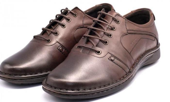 Pantofi Casual Barbati din piele VIC2090