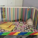 Patut Gulliver Ikea, Alte dimensiuni, Multicolor