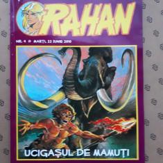 RAHAN  × Nr 4 iunie 2010