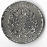 Moneda 20 seniti 1967 - Tonga, Australia si Oceania