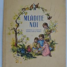 Mladite noi - George Derieteanu/ ilustratii Ioana Oltes