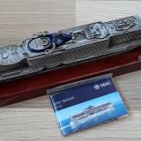 Macheta vapor nava croaziera MSC Seaside, Alta