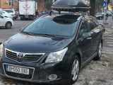 Toyota Avensis, in stare foarte buna, full options., Motorina/Diesel, Break