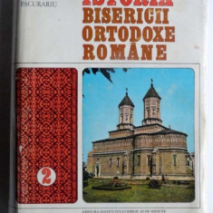 Istoria bisericii ortodoxe romane - Mircea Pacurariu vol.2
