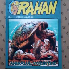RAHAN  × Nr 14 august 2010