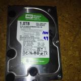 HDD western Digital sata 32 mb 1tb