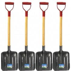 4 x Lopata pentru zapada, constructii, auto