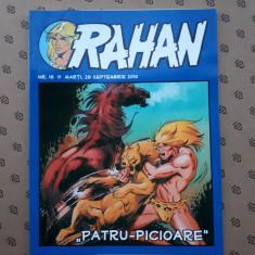 RAHAN  × Nr 18 septembrie 2010
