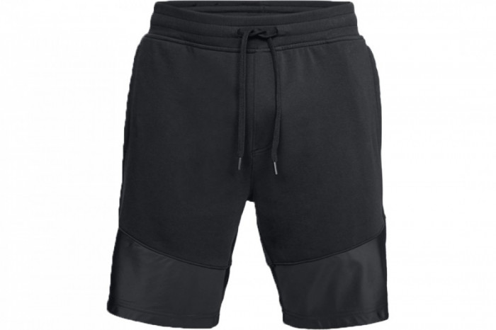 Pantaloni scurti Under Armour Microthread Terry Shorts 1306477-001 pentru Barbati
