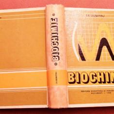 Biochimie - I. F. Dumitru, Didactica si Pedagogica, 1980