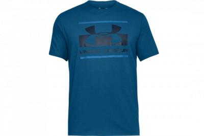 Tricou Under Armour Blocked Sportstyle Logo 1305667-487 pentru Barbati foto