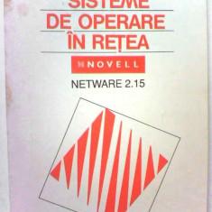 Sisteme de operare in retea Novell Netware 2.15 Razvan Orbu