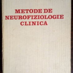 Metode de neurofiziologie clinica - Constantin Arseni