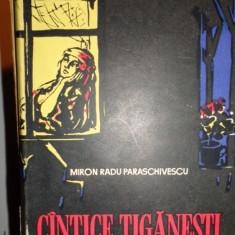 CANTECE TIGANESTI AN 1957/126PAG= MIRON RADU PARASCHIVESCU