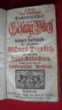 VAND-SCHIMB, CARTE VECHE 1754