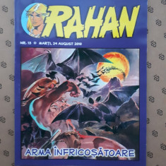 RAHAN  × Nr 13 august 2010