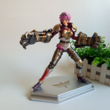 Figurina Vi Piltover Enforcer League of Legends 21 cm LOL