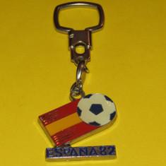Breloc fotbal - Campionatul Mondial SPANIA 1982