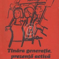 Tanara generatie, prezenta activa pe santierele constructiei socialiste