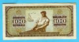 Iugoslavia - 100 dinari - 1 mai 1946 - P65a - VF