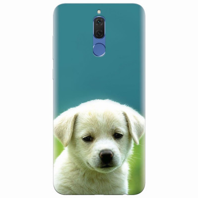 Husa silicon pentru Huawei Mate 10 Lite, Puppy Style foto